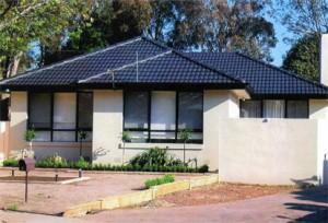 cement roof redo
