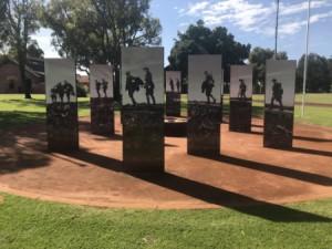 war memorial Ardross WA