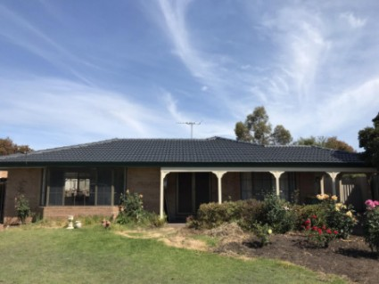 Roof restoration Perth WA