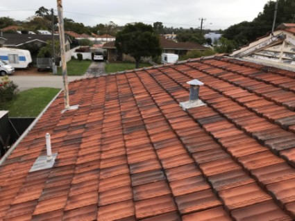 clean roof Ardross WA