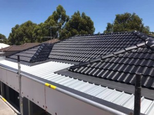 Affordable Roof Restorations throughout Perth with tile and Colorbond
