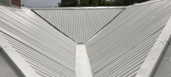 gutter roof restoration perth
