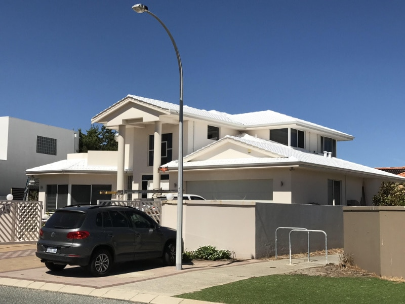 Heat reflective paint in Perth WA